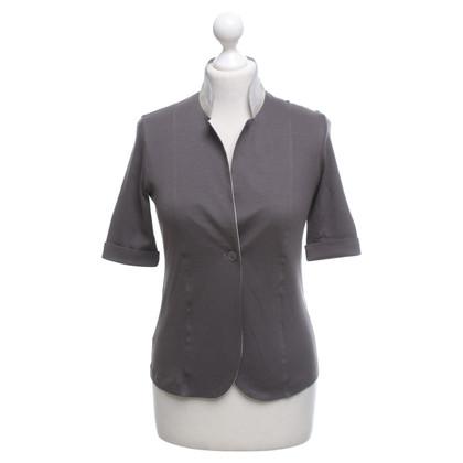 Fabiana Filippi Jersey giacca in grigio