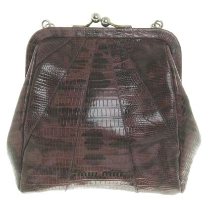 Miu Miu Shoulder bag in purple