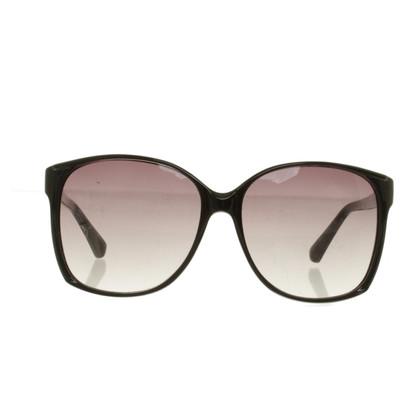 Missoni Sonnenbrille in Schwarz