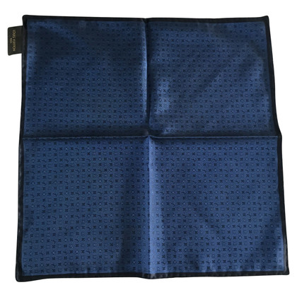 Louis Vuitton Silk scarf with monogram pattern
