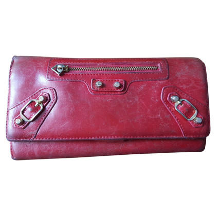 Balenciaga Red purse