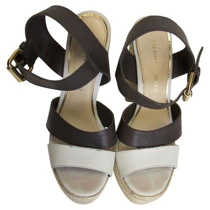Paloma Barcelo Platform sandals
