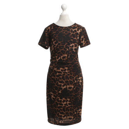 Steffen Schraut Dress with animal print
