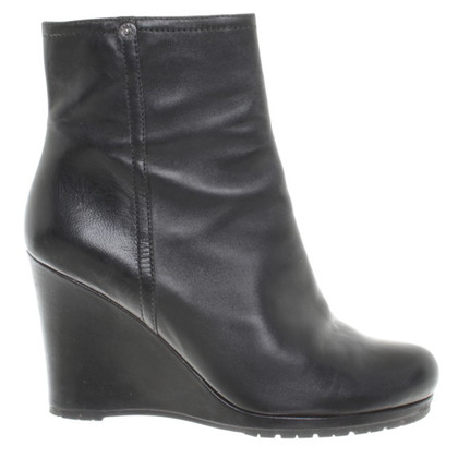 Prada Ankle boots with wedge heel