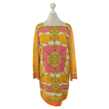 Ana Alcazar Dress with a colorful pattern