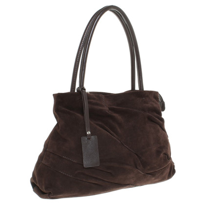 Coccinelle Handbag in dark brown