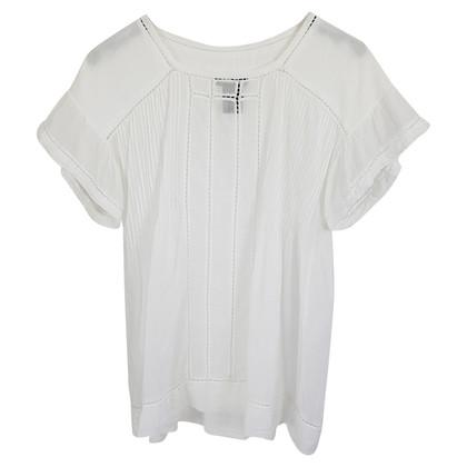 Isabel Marant Etoile White blouse