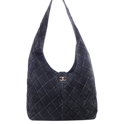 Chanel Hobo Quilted CC Logo