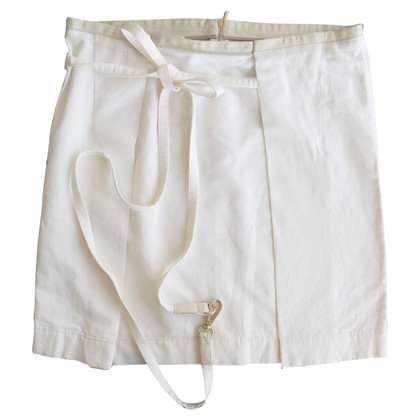Brunello Cucinelli Skirt with leather detail