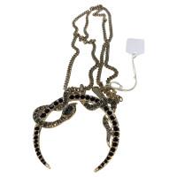 Roberto Cavalli collier avec remorque