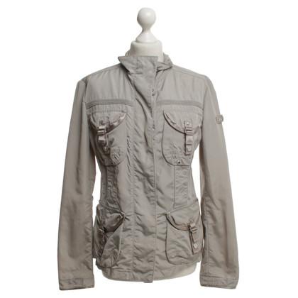Peuterey Jacket in beige color