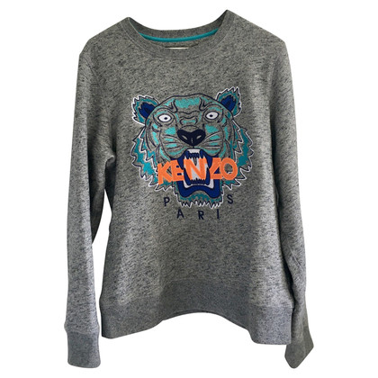 Kenzo Sweater with tiger motif