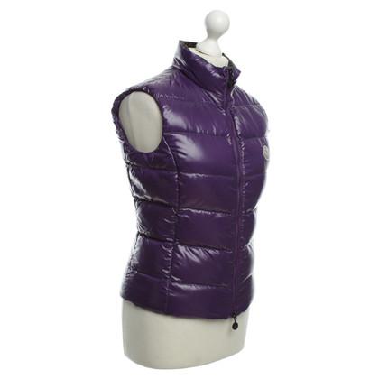 Moncler Down jacket purple