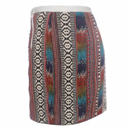 Maje Multi-color skirt