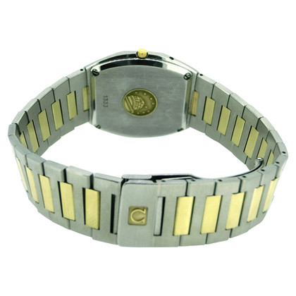 Omega Gents Constellation Bicolor