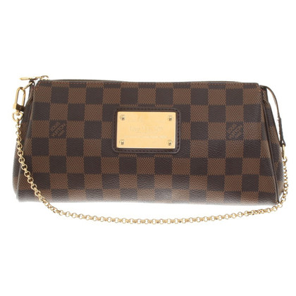 "Louis Vuitton ""Eva Damier Ebene Canvas"""