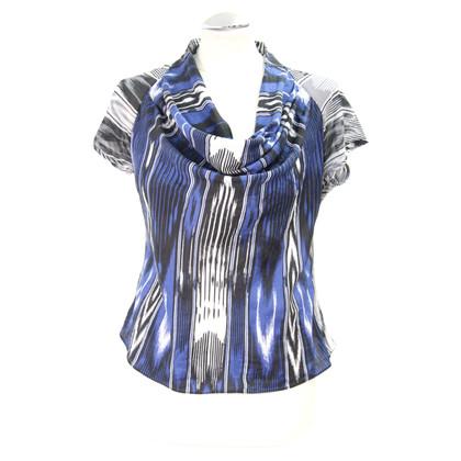 Karen Millen Silk shell with pattern