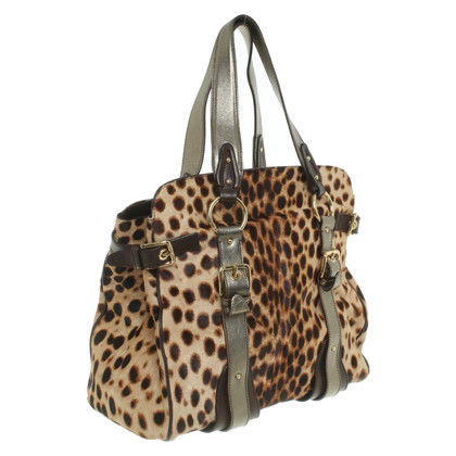 Dolce & Gabbana Handbag in animal look