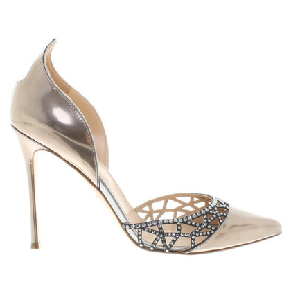 Sergio Rossi pumps in Nude