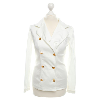 Chanel Blazer in White