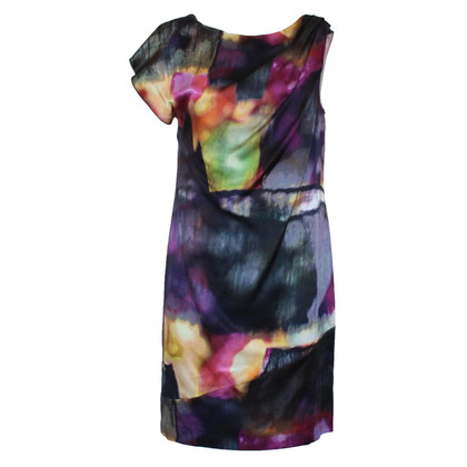 Escada Veelkleurige jurk