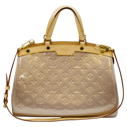 "Louis Vuitton ""Brea GM Monogram Vernis"""