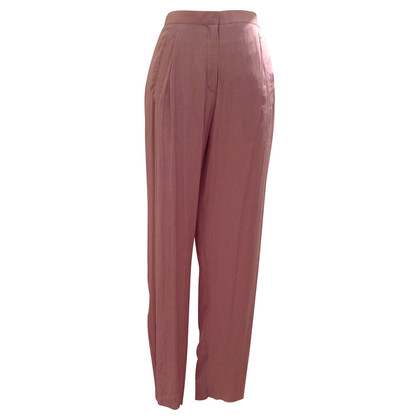 Acne Trousers in Rosé