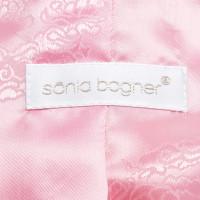 Bogner Sônia Bogner - Bouclé blazer in orange