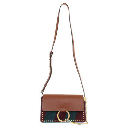 "Chloé ""Faye Small Shoulder Bag"""