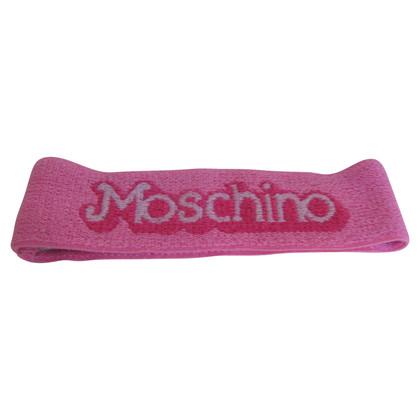 Moschino Bandeau Logo