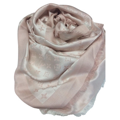 Louis Vuitton Shawl Louis Vuitton pink