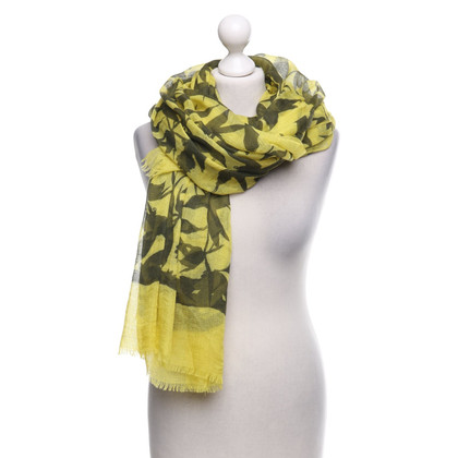 Iris von Arnim Scarf with pattern