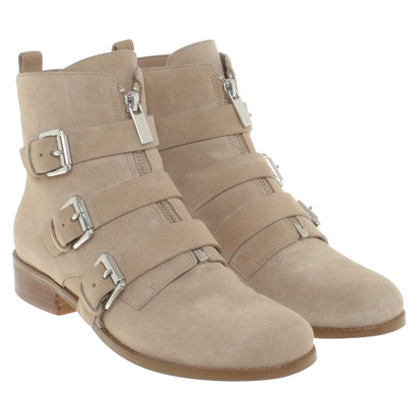 Michael Kors Ankle boots in beige