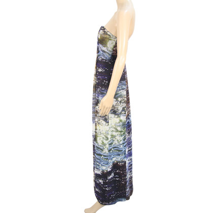 Ted Baker Long dress with pattern