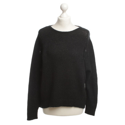 Helmut Lang Pullover in Anthrazit