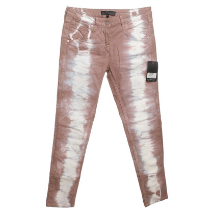 Isabel Marant Jeans im Batikstil
