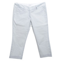 Calvin Klein Gestreifte Hose in Bicolor