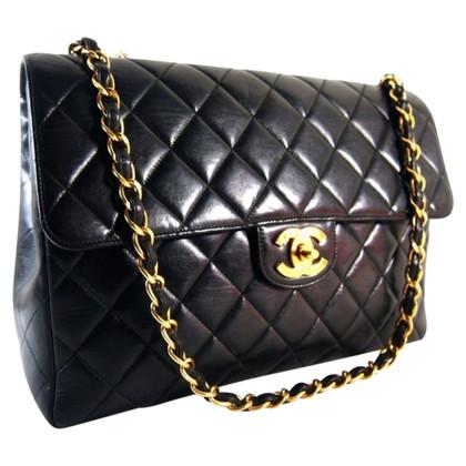 """Chanel """"Classico 2.55 Jumbo Flap Bag"""""""
