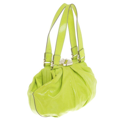 Escada Handbag in green