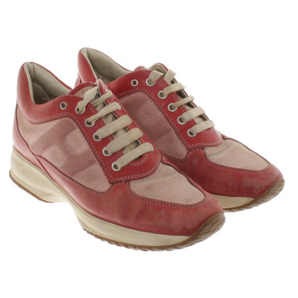 Hogan Sneakers in Rot