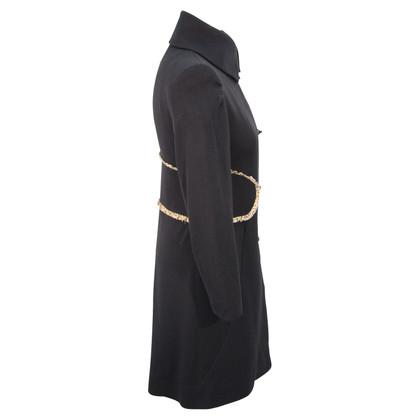 Just Cavalli Cappotto nero