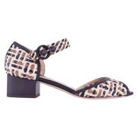 Dolce & Gabbana Sandaletten mit Muster