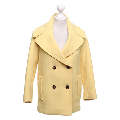 Chloé Jacket in yellow