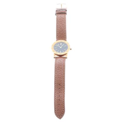 Bulgari Horloge bruin