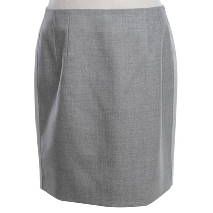 Carven Pencil skirt in grey