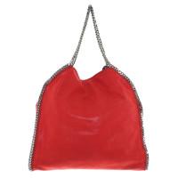 "Stella McCartney ""Falabella Bag"" in red"