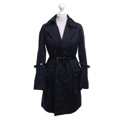 Dsquared2 Trenchcoat in Dunkelblau