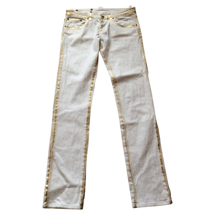 Iceberg Jeans in wit / goud