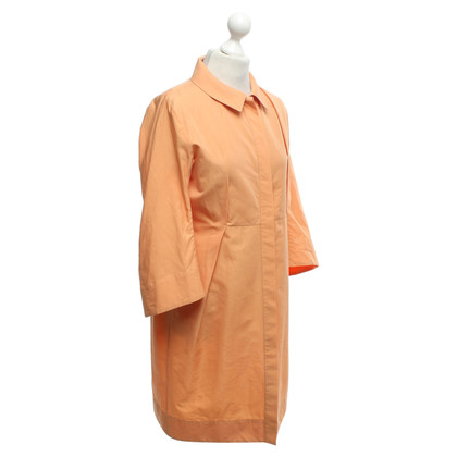 Jil Sander Kleid in Orange