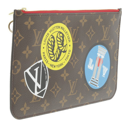 "Louis Vuitton ""Pochette 25 Monogram Canvas"""